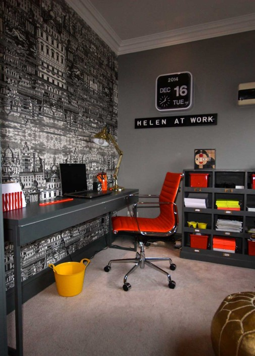 Stylish design for home office