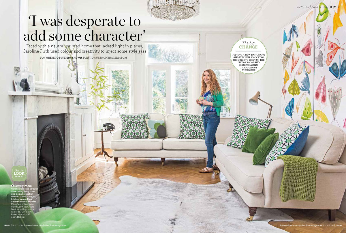Ideal Home Magazine June 2016