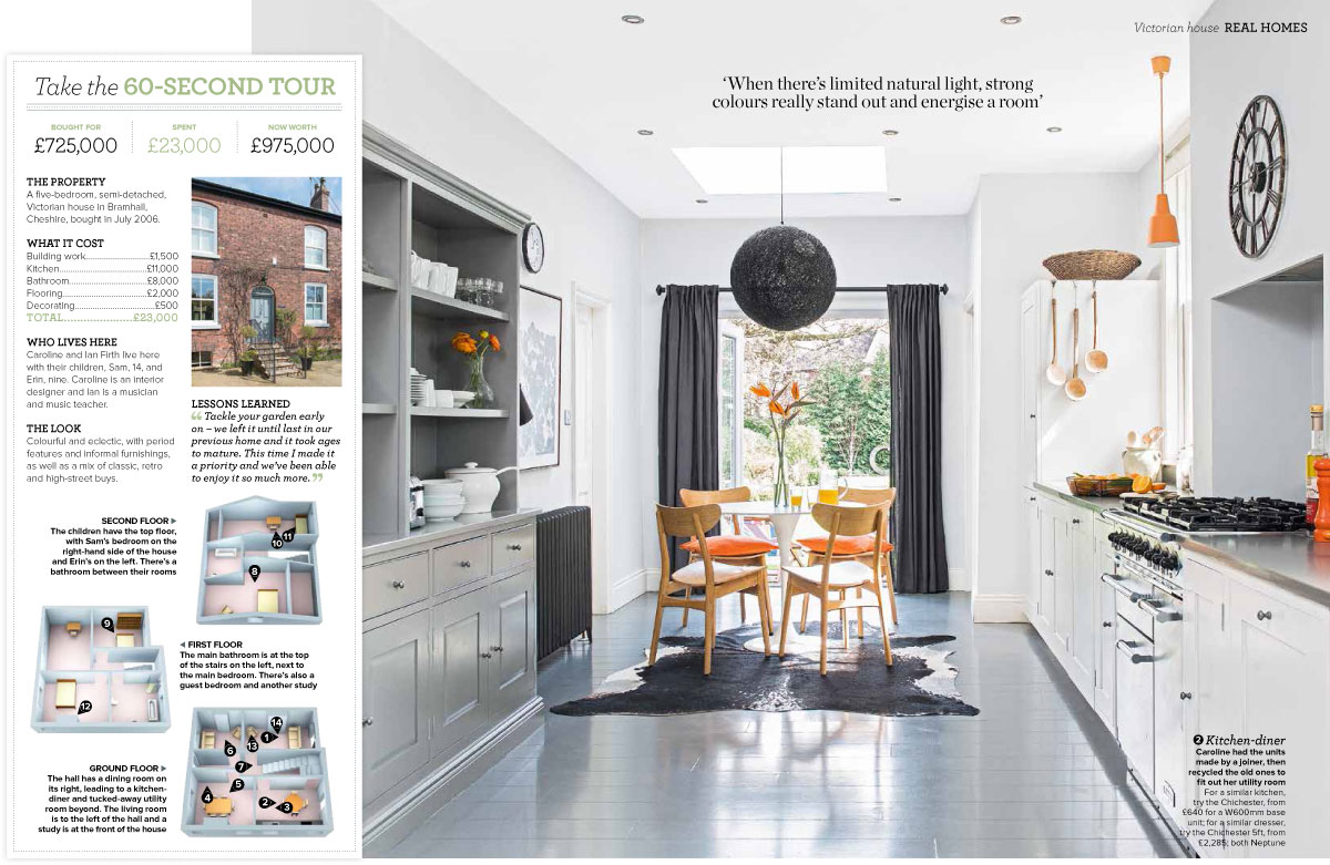 Real Homes Interior Design Article JULY HOUSE Firth 1 2