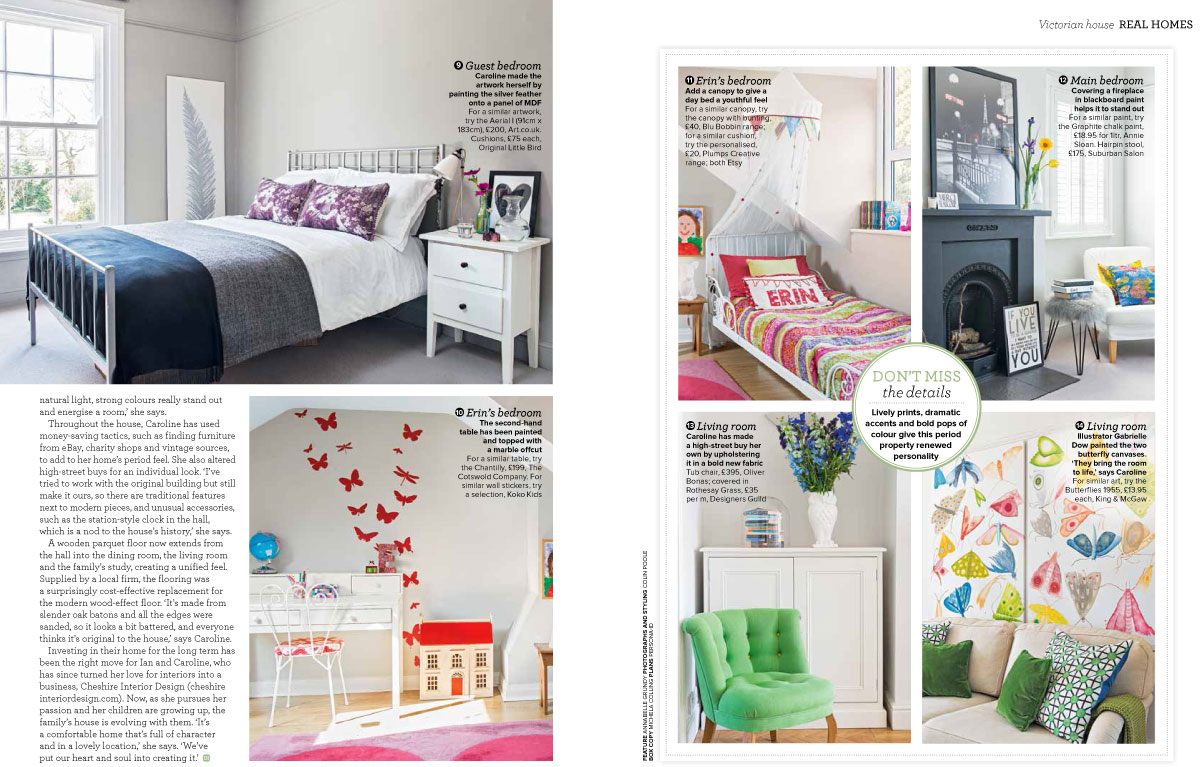 Real Homes Interior Design Article JULY HOUSE Firth 5