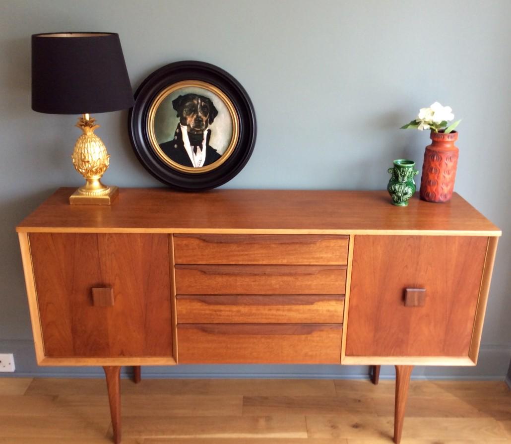 vintage chic furniture